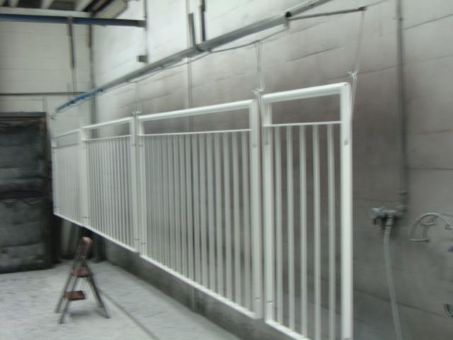 Balkon hekken