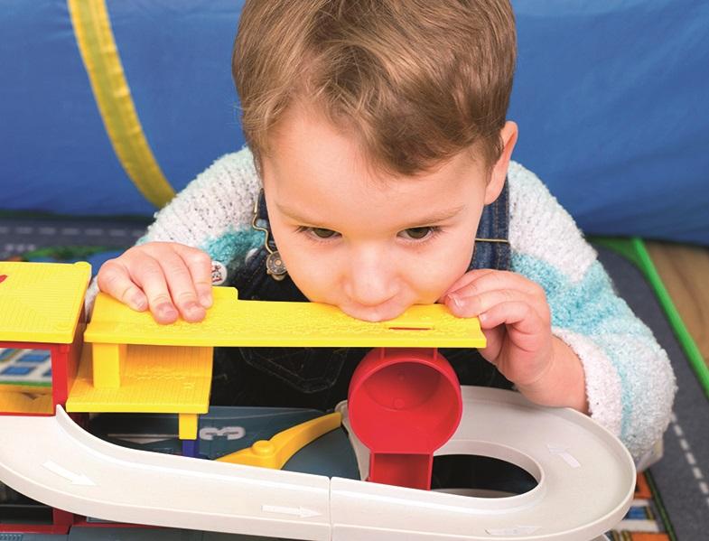 Veilig voor speelgoed