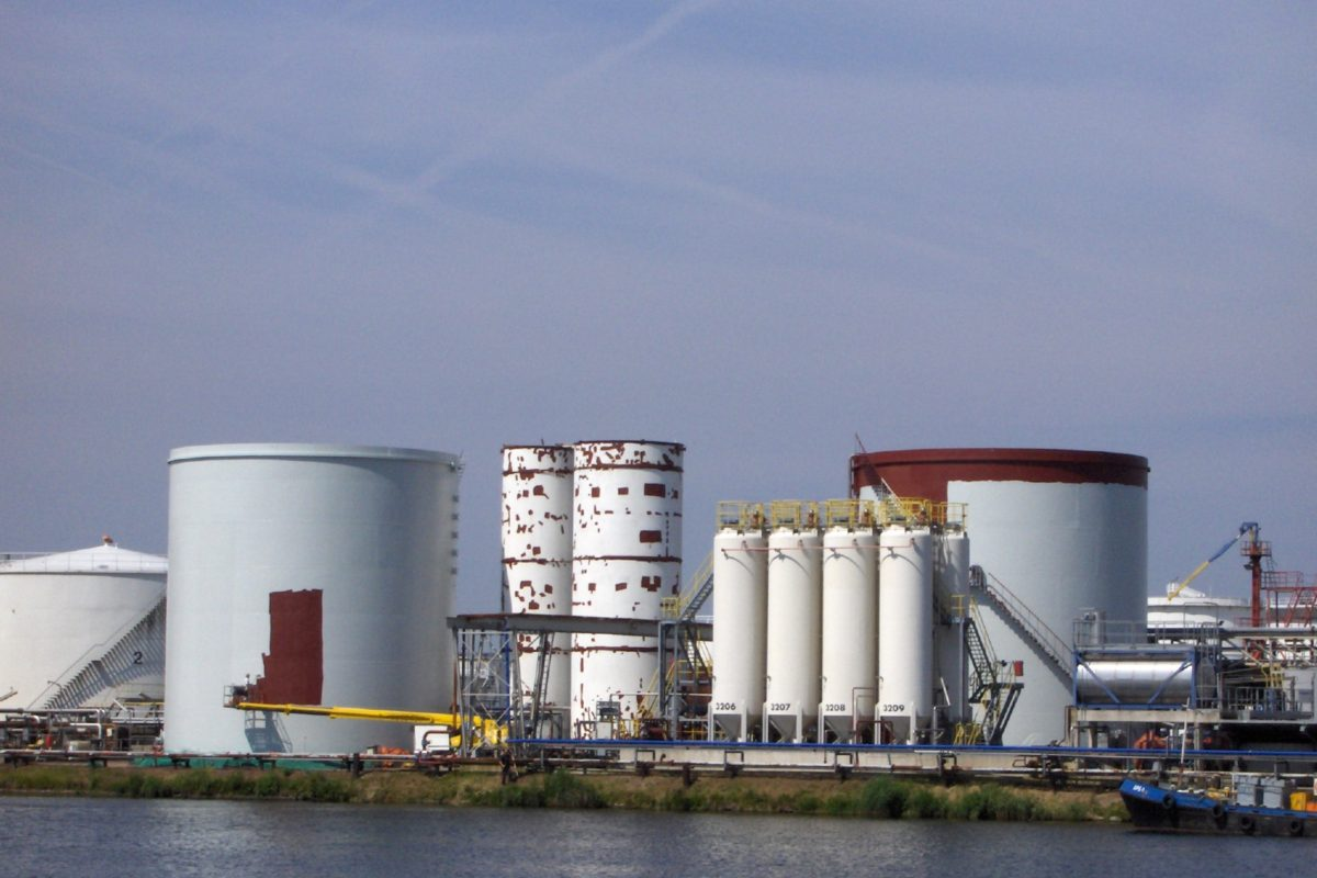 Containers en Silo's